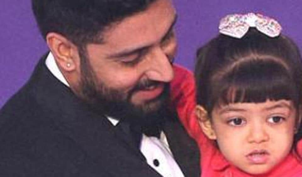 A look at some of the best pictures of birthday boy Abhishek Bachchan and his daughter Aaradhya.