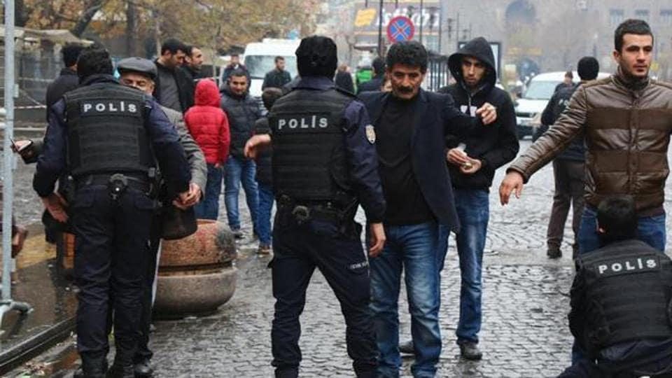 IS suspects,Turkey,Ankara raids