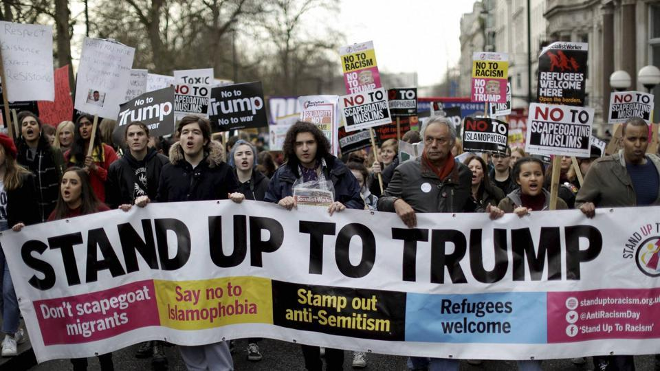Trump UK visit,House of Commons,Theresa May Donald Trump