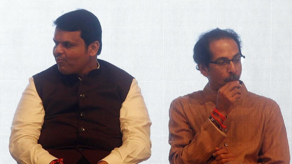 BJP,Shiv Sena,Maharashtra BJP-Sena alliance