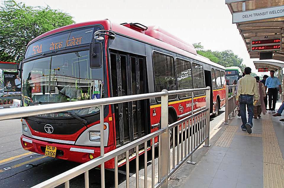 In a first, these air conditioned buses will be added to the cluster or orange bus fleet operated by the Delhi Integrated Multi-Modal Transit System Limited.