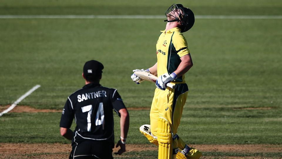 Australia are still on top in the ICC rankings in ODIs despite the 0-2 loss to New Zealand in the Chappell-Hadlee series.
