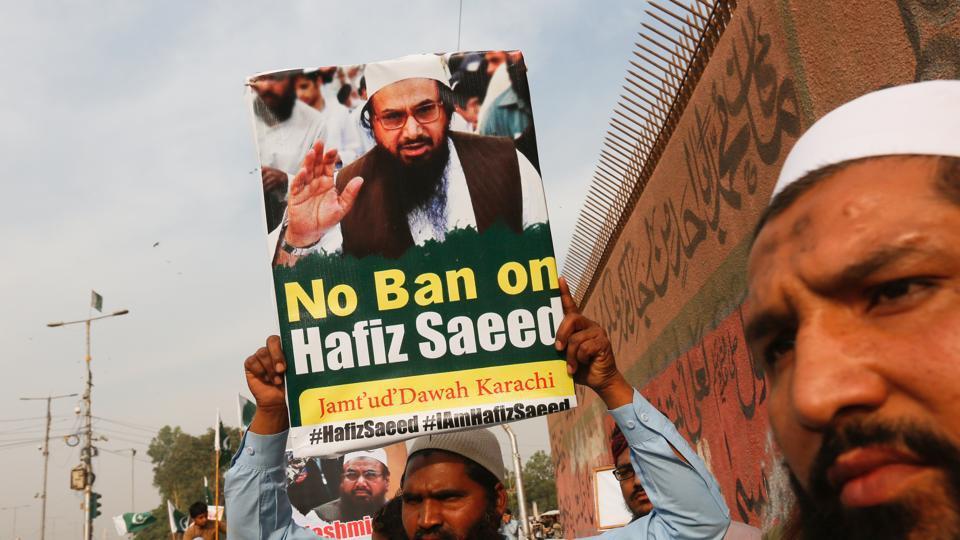 JuD,Hafiz Saeed,Mumbai attacks