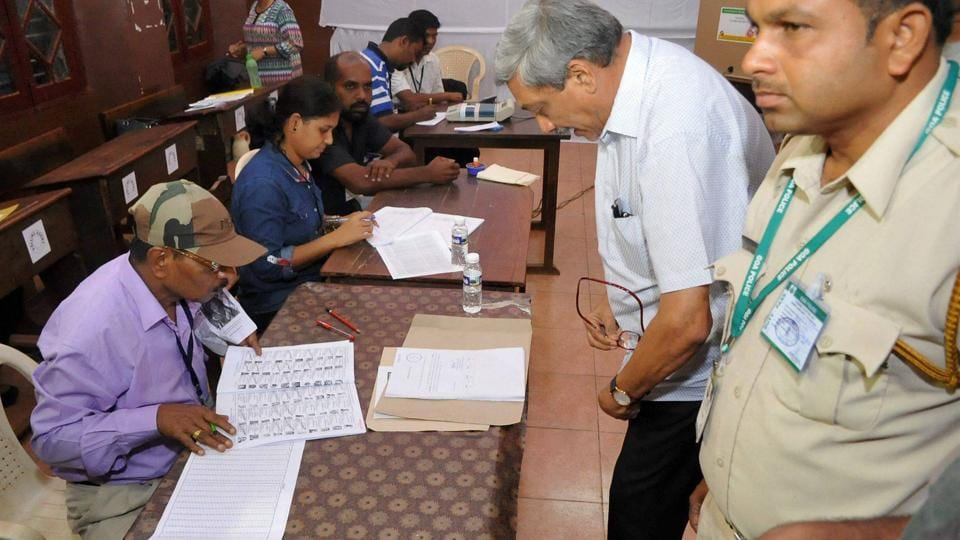Goa,Record voter turnout,Election Commission