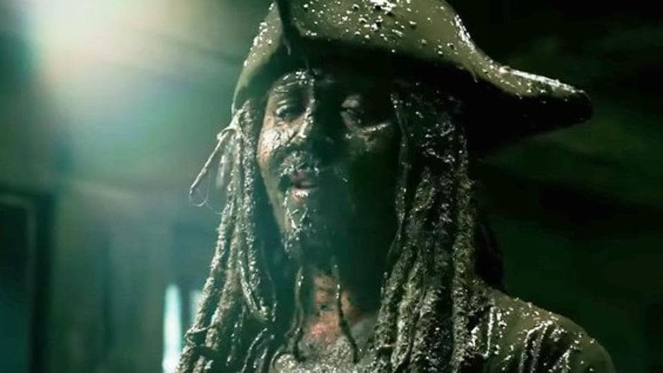 The film, which releases in the US in May, will see the return of Depp as Captain Jack Sparrow, the amiable pirate, who always seems to be one step ahead of trouble.