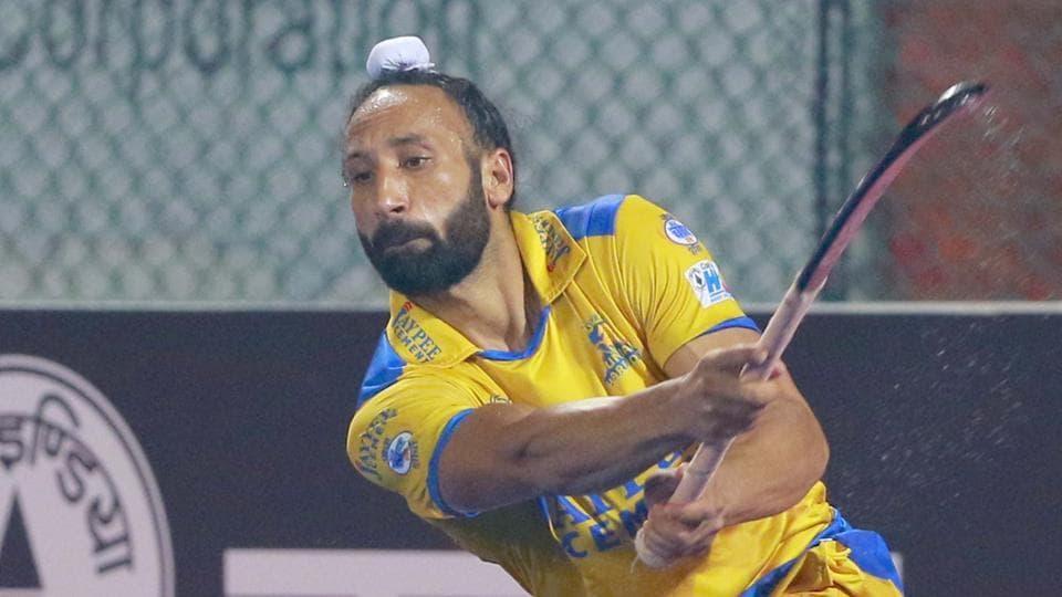 Sardar Singh will lead Jaypee Punjab Warriors in their HIL game against Delhi Waveriders in Delhi on Tuesday.