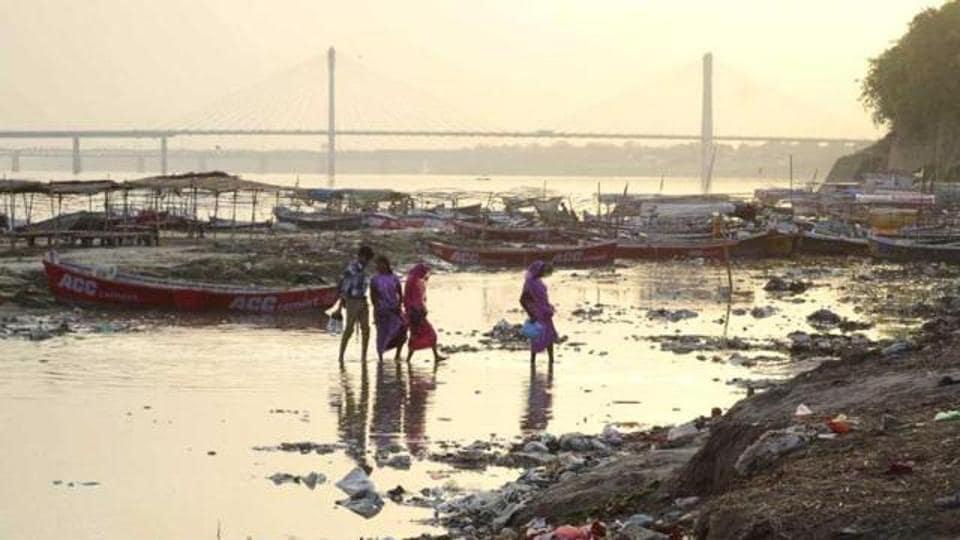 Ganga,NGT,River Pollution