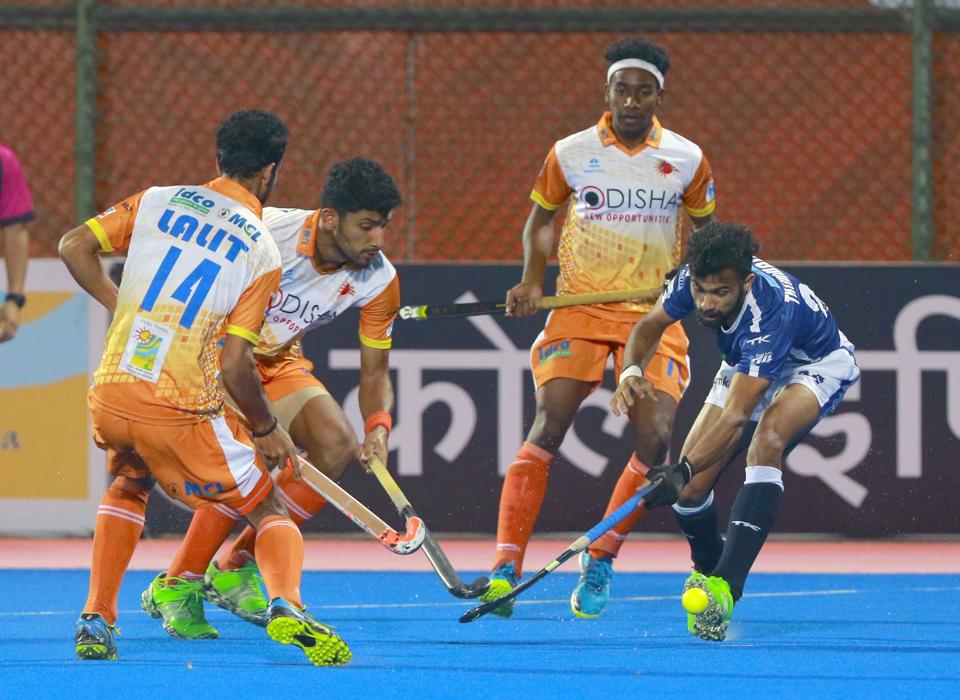 Live streaming of Hockey India League 2017 matches will be available on Hotstar. Details of live coverage here