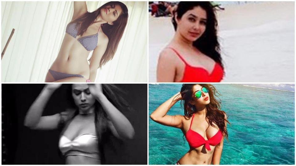 Nia Sharma,Rubina Dalik,Leena Jumani