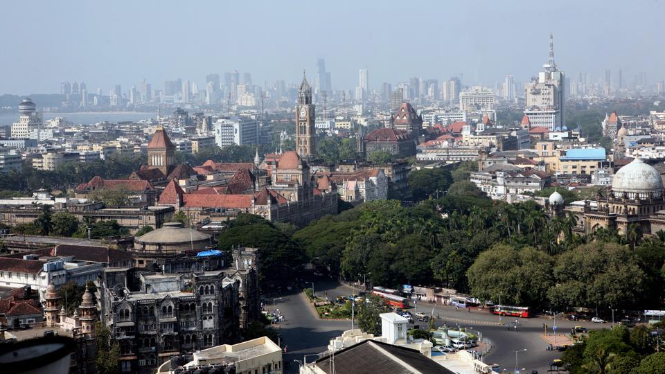 Colaba, which forms a part of A ward.