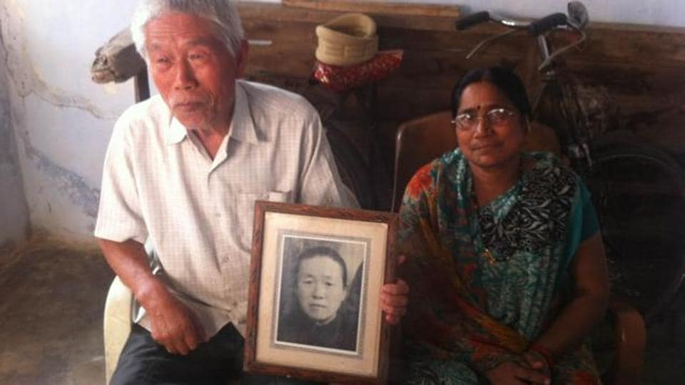Chinese soldier stranded in India
