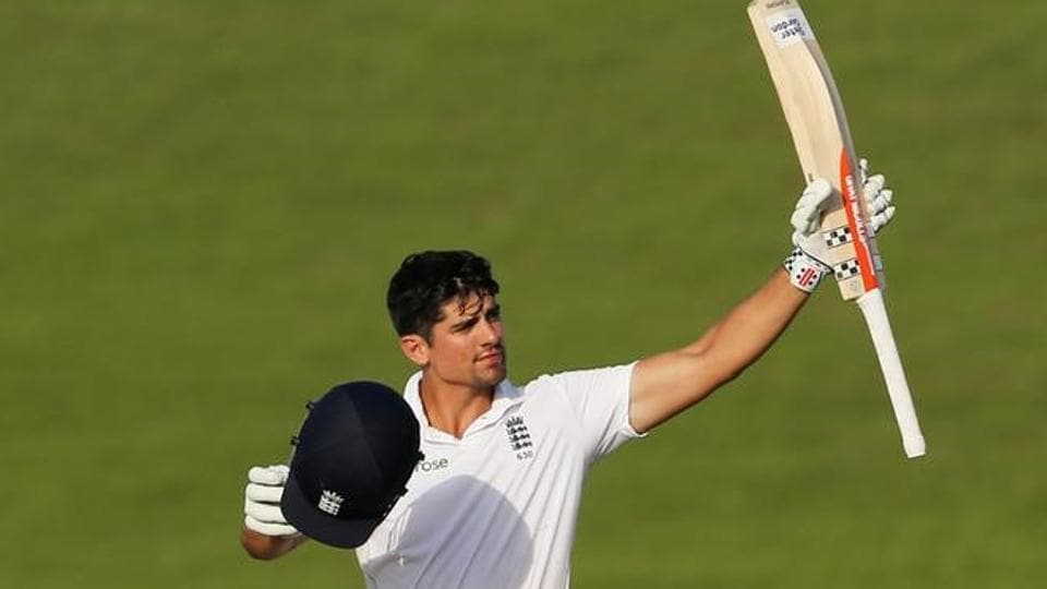 Alastair Cook, who announced his decision to step down as England cricket team's (Test) captain, had led the team in 59 Test matches, and holds the record for most matches as captain and has overseen 24 victories.