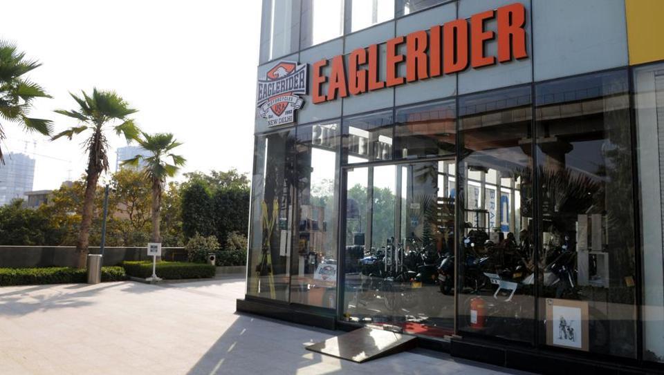 Gurgaon,Harley Davidson accident,high-end bikes