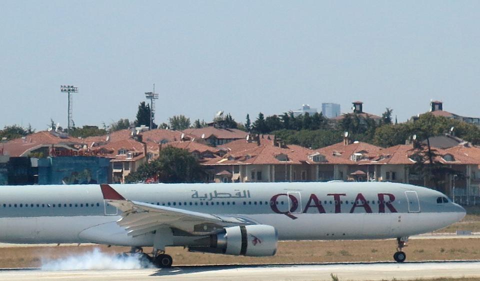 Qatar Airways,Doha,Auckland
