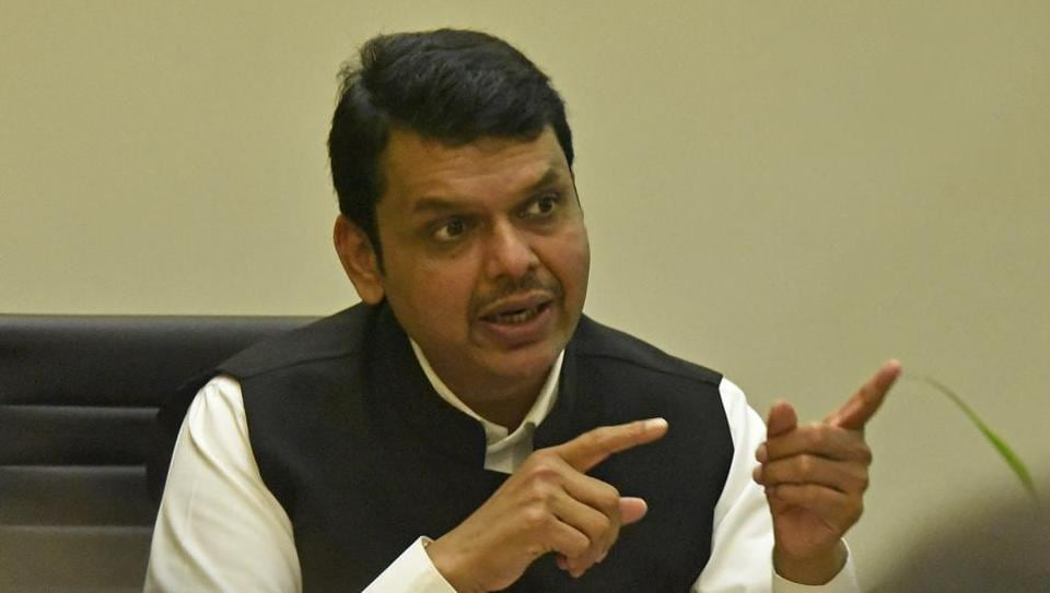 Fadnavis uses Twitter daily to talk about his meetings, policies and decisions.