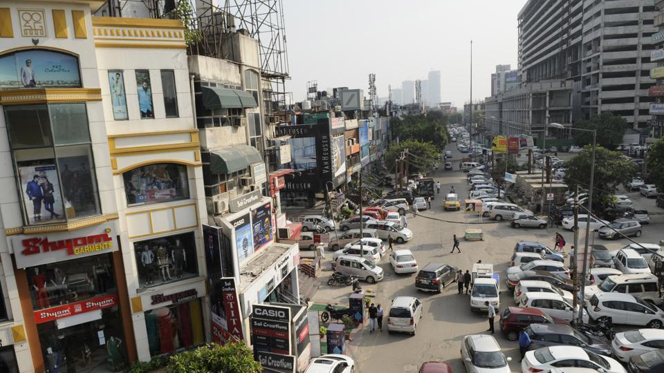 Sector 18,market,Noida