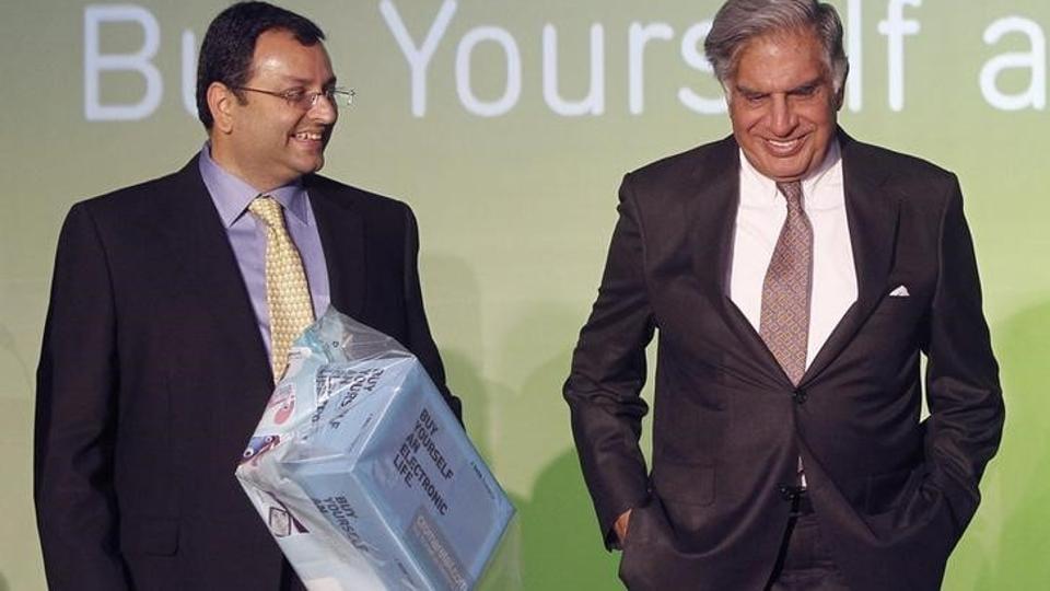 Tata Sons,Cyrus Mistry,Ratan Tata