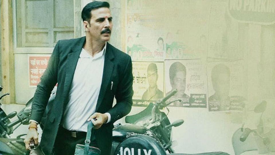 Akshay Kumar plays a lawyer in Jolly LLB 2.