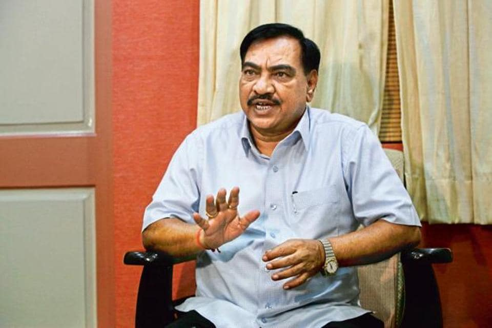 The FIR was filed against Gavande  who had earlier sought a CBI probe against Khadse in the MIDC land deal in which Khadse had allegedly purchased a plot near Bhosari in MIDC, Pune at a throwaway price of Rs3.75 crore when the market price of the land was Rs31 crore.