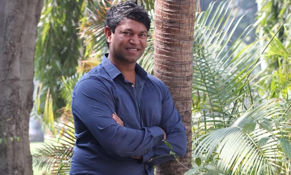 Australian author Saroo Brierley, who is the inspiration behind the Hollywood film Lion.