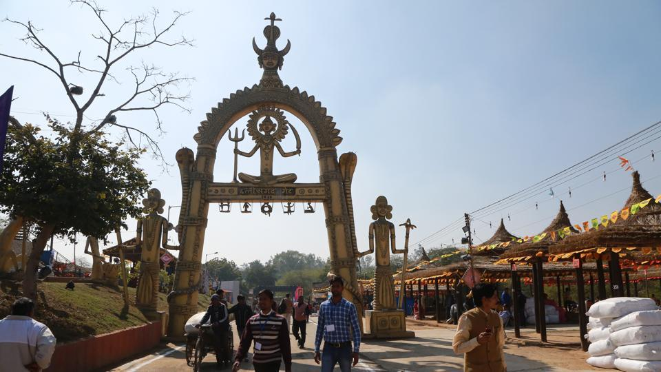 Jharkhand is the theme state of the ongoing 31st edition of Surajkund International Crafts Mela.