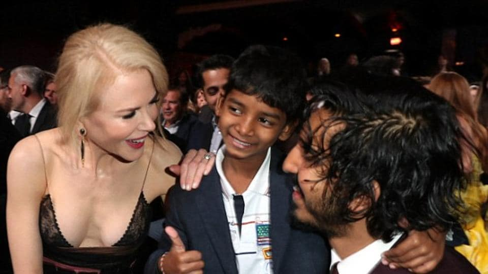 Sunny Pawar, who stars along with Dev Patel and Nicole Kidman in the critically acclaimed film Lion, has totally made all of Hollywood go aww! (AFP)