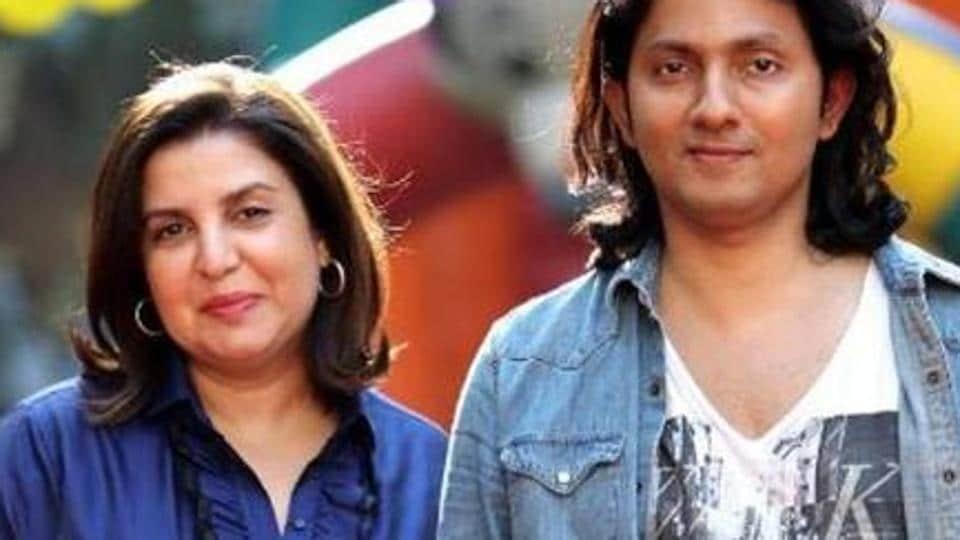 Farah has three children with husband Shirish Kunder- daughters Diva and Anya and son Czar