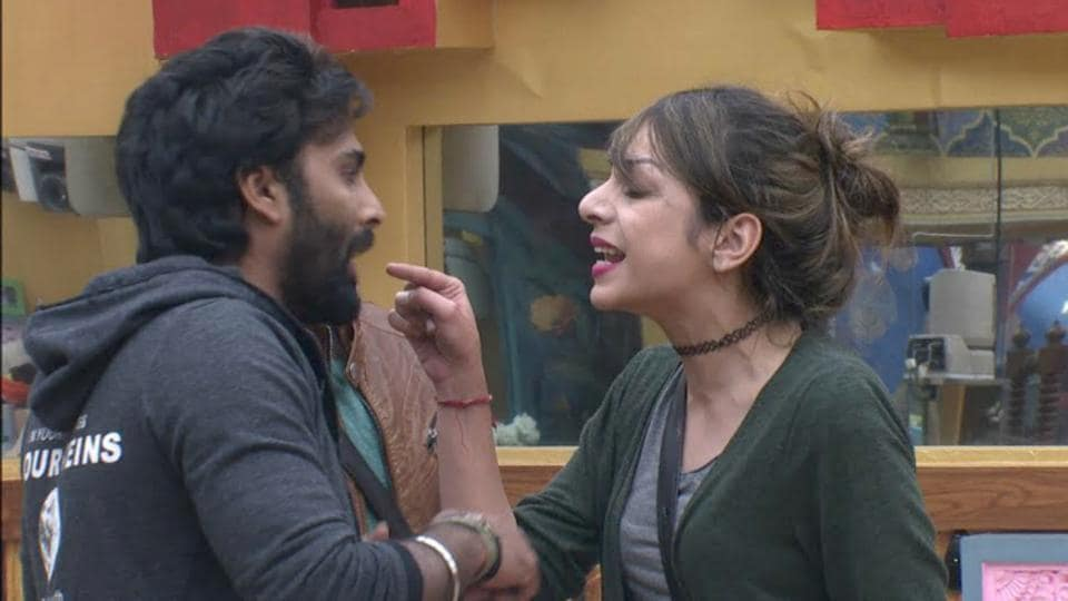 Manveer and Nitibha often fought when they were inside the Bigg Boss house.