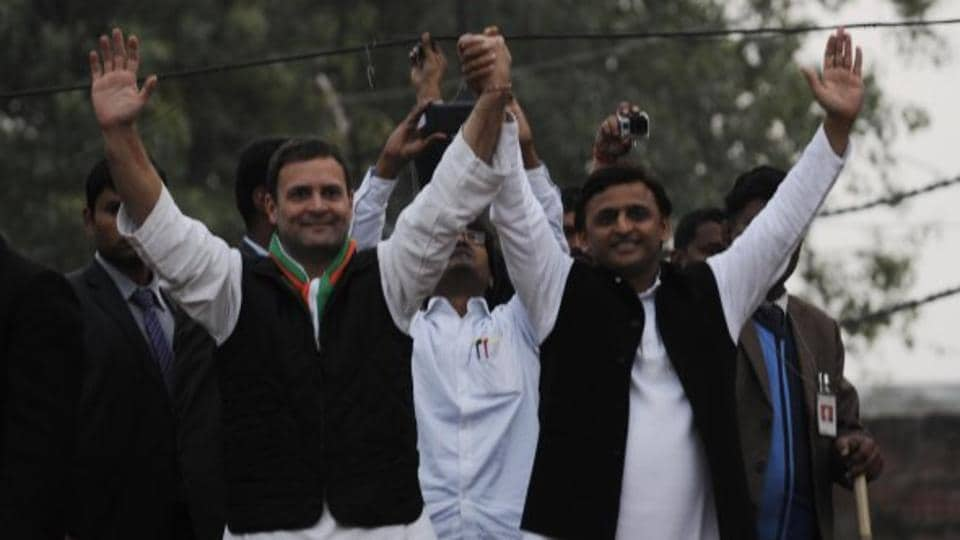 Rahul Gandhi,Akhilesh Yadav,Narendra Modi