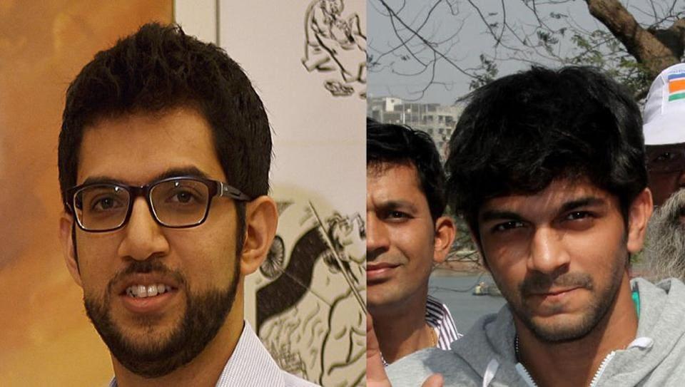 Aaditya Thackeray,Amit Thackeray,Shiv Sena
