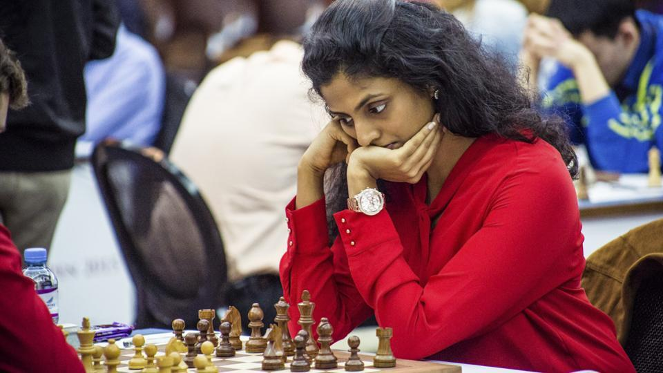 After a glorious 2016, Harika aims to create history in the 2017 women's world chess championship