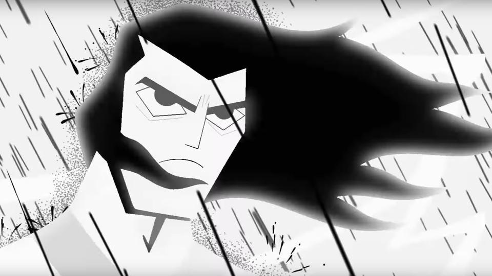 Samurai Jack,Samurai Jack trailer,Samurai JAck Season 5 trailer