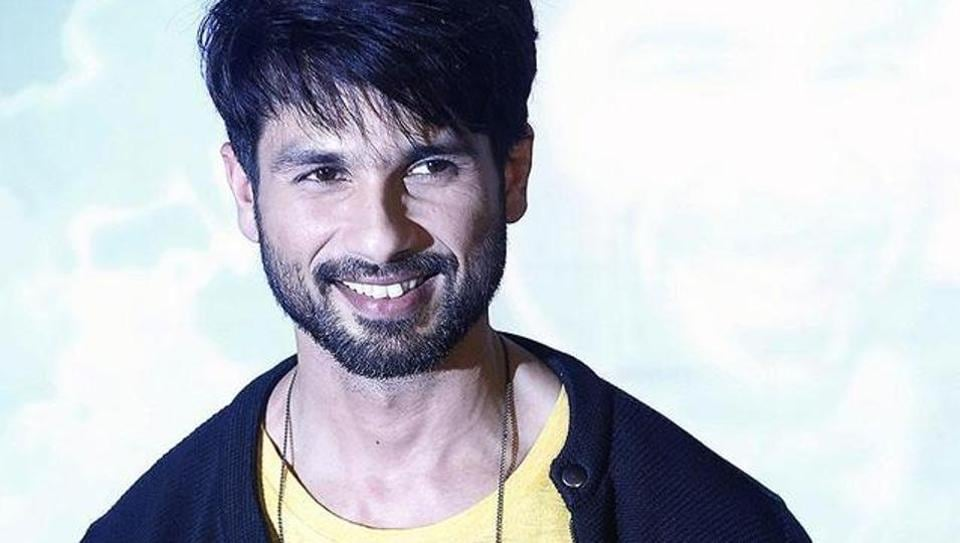 Shahid Kapoor is also a champion of social media.
