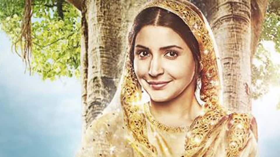 Anushka Sharma plays a ghost in Phillauri that also stars Diljit Singh.