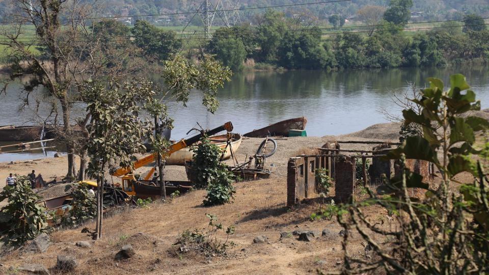 MUMBAI,MUMBAI NEWS,ILLEGAL SAND MINING