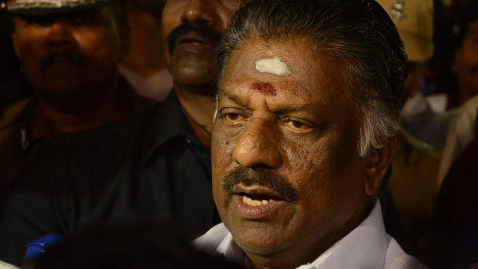OPanneerselvam has claimed that he was forced to resign as Tamil Nadu chief minister.