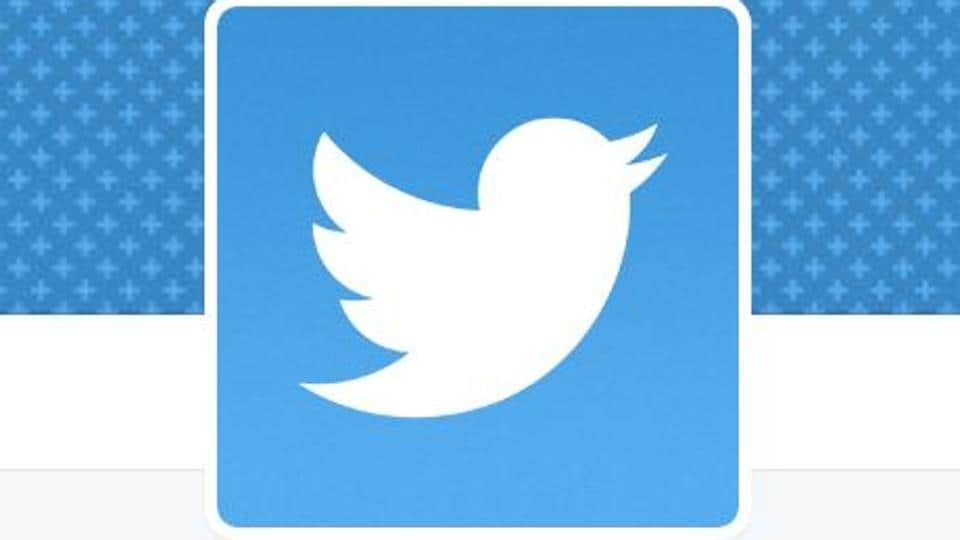 Image of the Twitter logo.