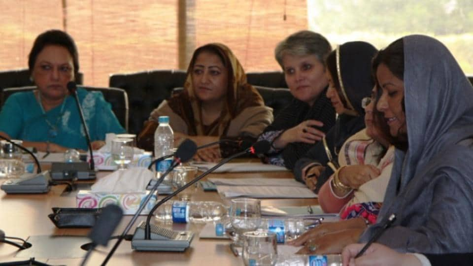 Women's rights campaigners welcomed the move by the cabinet of ministers, headed by Prime Minister Nawaz Sharif, but said the quota should be increased.