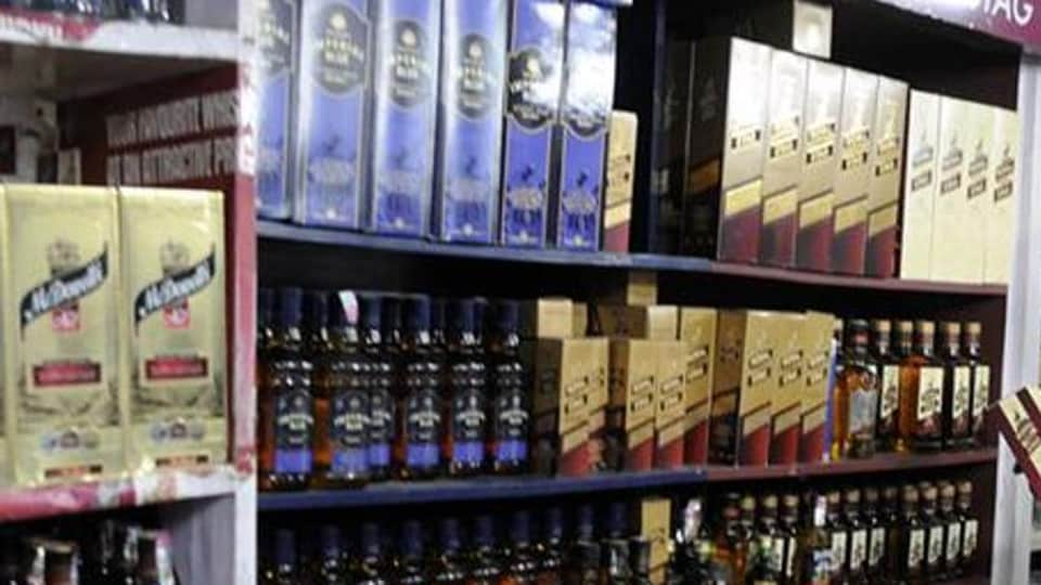Liquor,hologram stickers,illegal liquor
