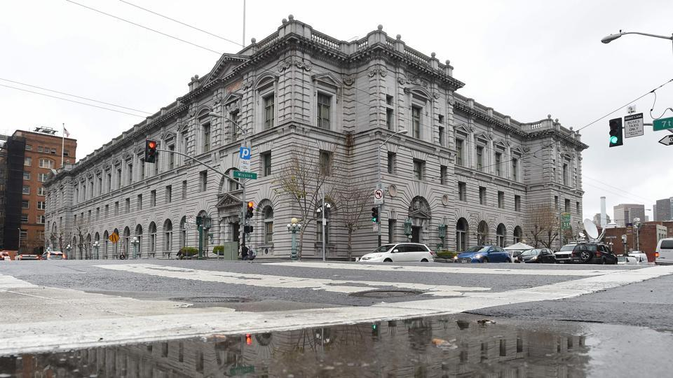 The United States court of appeals for the Ninth Circuit building.
