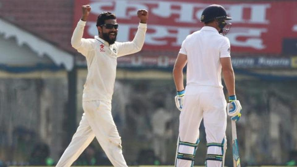 Anil Kumble has praised Ravindra Jadeja's effort in Chennai and stated that India are not worried about the pitch factor ahead of the Test match against Bangladesh.