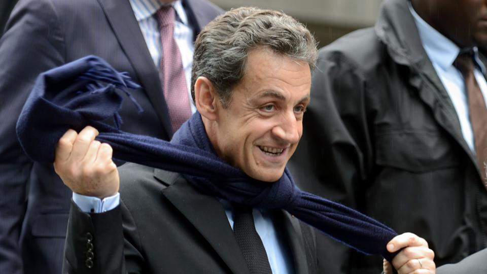 Nicolas Sarkozy,French president,Republicans party