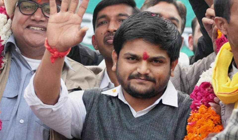 BMC polls,Hardik Patel,Uddhav Thackeray