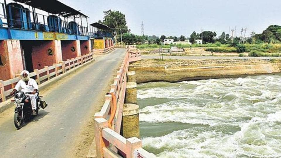 Delhi had faced a severe water shortage last year when rioters breached the Munak Canal in Haryana.