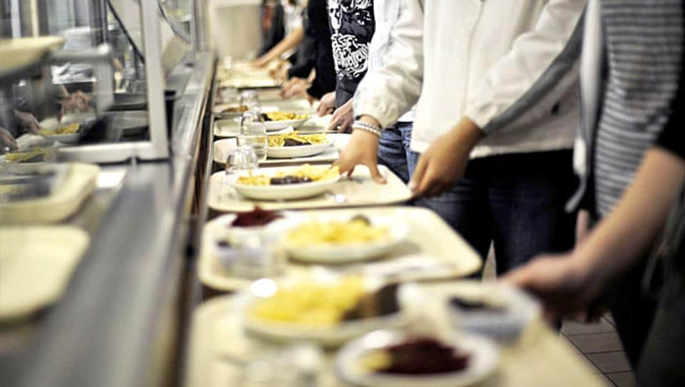 Representative Image: The students said beef was never allowed in their canteen considering the fact that it is 'forbidden' for Hindus.