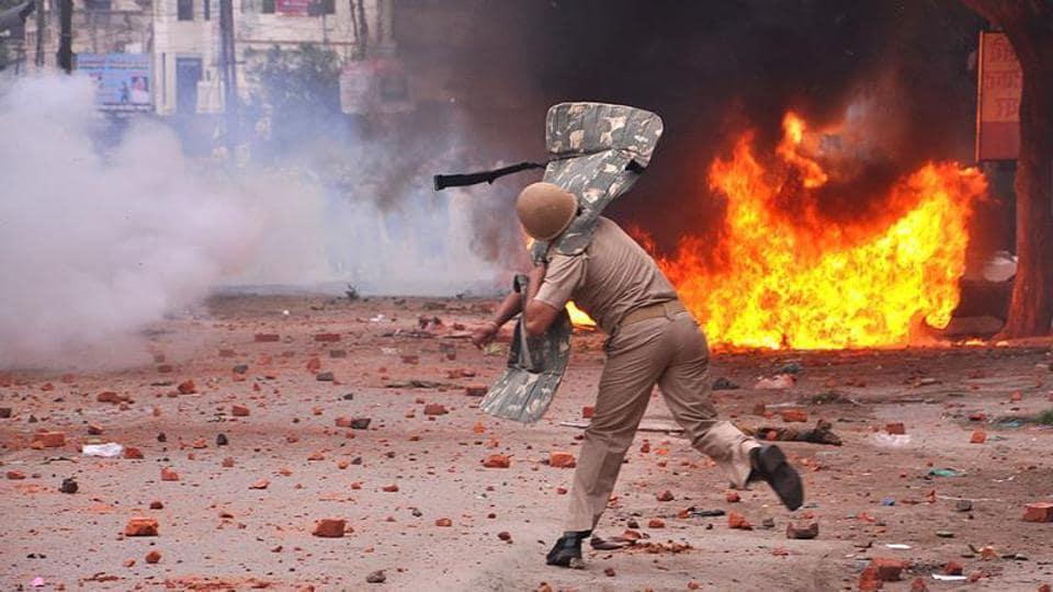 Uttar Pradesh,Communal violence,Kiren Rijiju