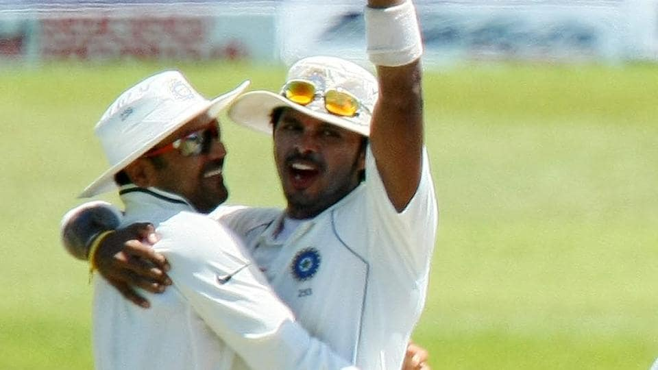 Virender Sehwag and Sreesanth were part of the Indian cricket team from 2006 to 2011.