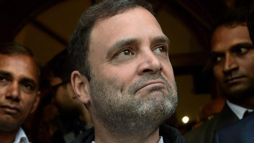 "Congress vice-president Rahul Gandhi leader had on December 9 said if he was allowed to speak in Parliament an ""earthquake"" would happen."