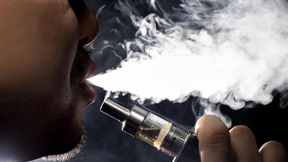 E-cigarettes,Toxins,Tobacco