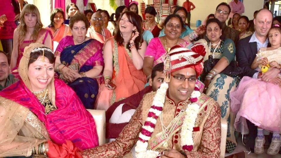 Jessica Jones ties the knot with Ankit Gupta in Rajasthan.